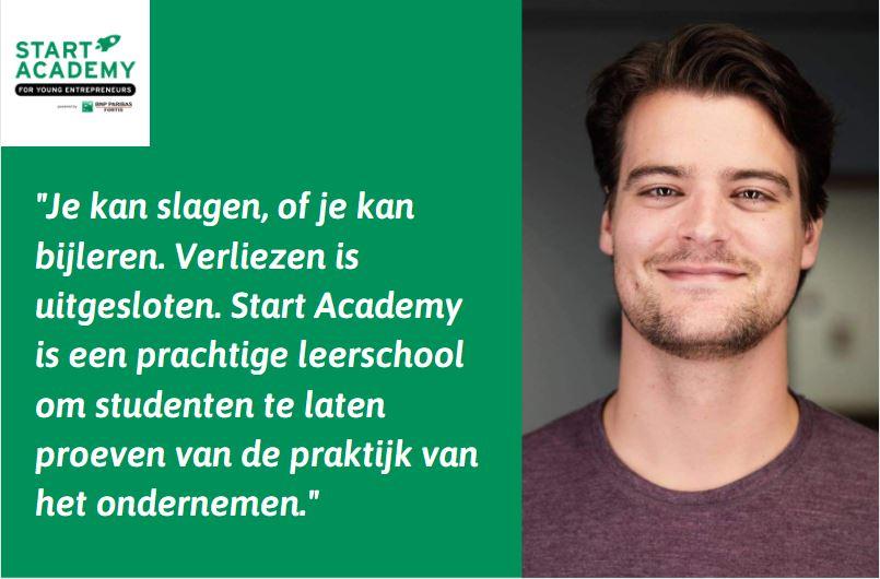 Het startschot voor SA 2021 is gegeven!