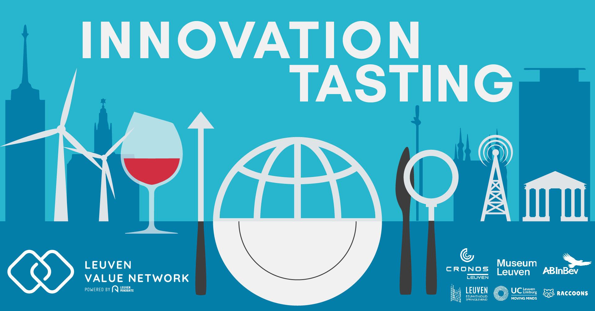 Kom naar Innovation Tasting @ Museum M - 9/06/2021