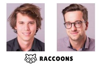 Alumni in de kijker | Raccoons – Het innovatieve techbedrijf van ondernemend duo Sam en Michiel