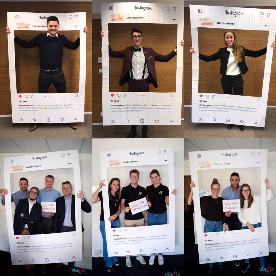 En de finalisten van Start Academy zijn...