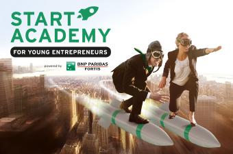 Schrijf je nu in voor Start Academy 2021!