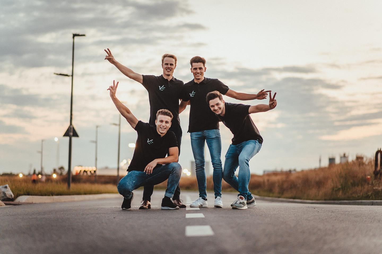 Velusta wint pitchday van VTM-programma 'Jonge Wolven'