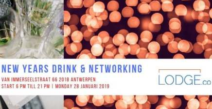 Netwerkdrinks bij LODGE.co