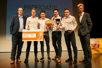 Velusta van de Universiteit Antwerpen wint Start Academy