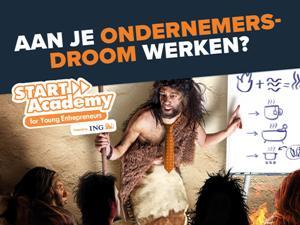 Schrijf je in voor Start Academy 2020!